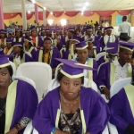 THIRTY-THREE (33) BAG FIRST CLASS OUT OF THE FIVE HUNDRED AND TWENTY-FIVE (525) AWARDED FIRST DEGREES IN WESLEY UNIVERSITY ONDO!